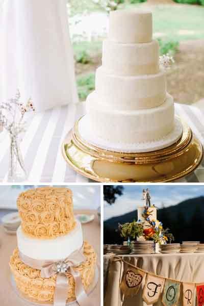 Wedding cakes in Virginia