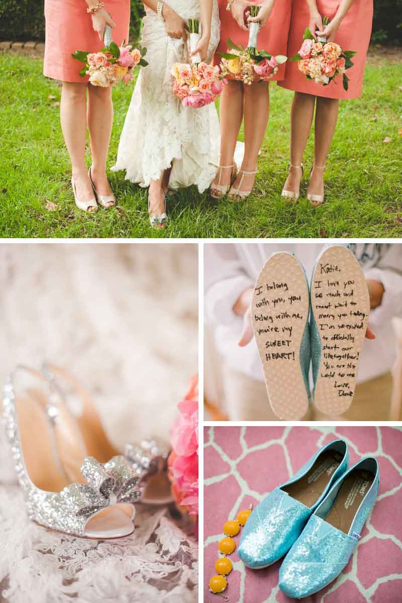 fun wedding shoes