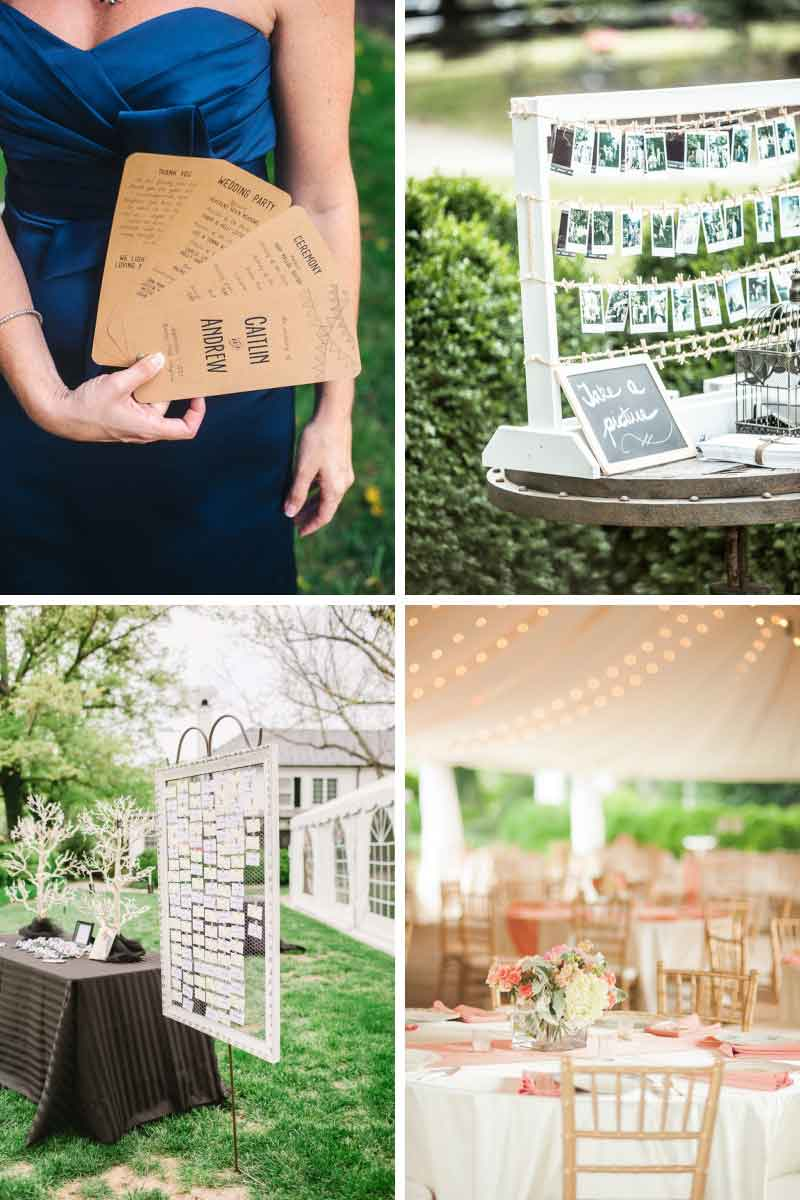 creative wedding notes