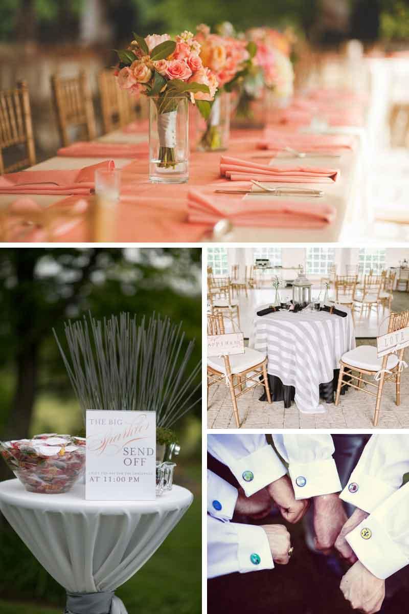 Outdoor weddings in Virginia