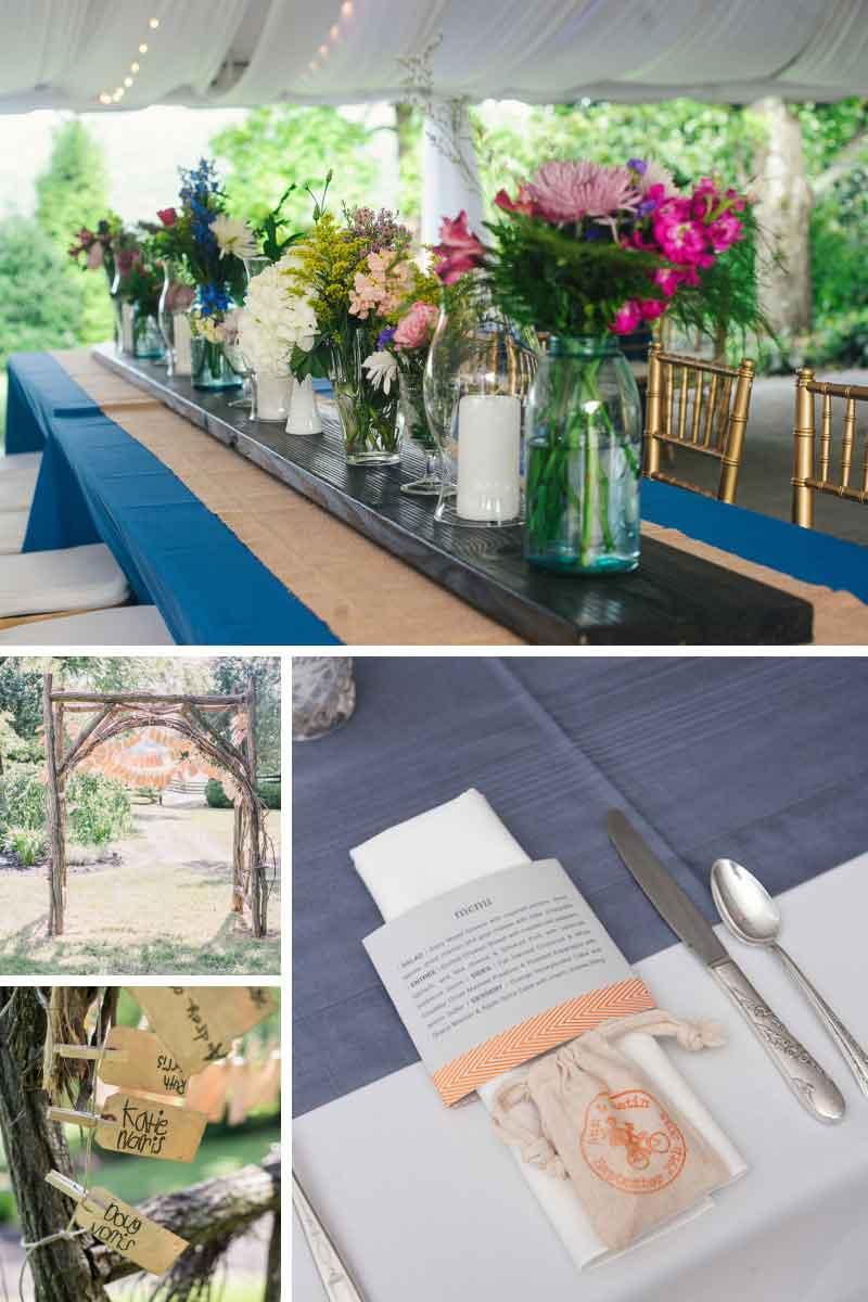 Best outdoor wedding venues in Virginia