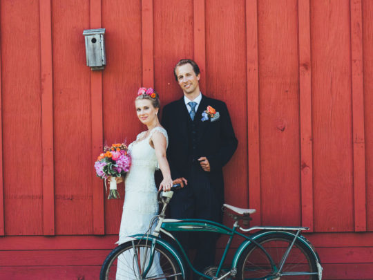 bride-&-groom-barn